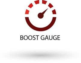 "#18 for LOGO Inspired of a ""boost gauge"" af Iacoco"