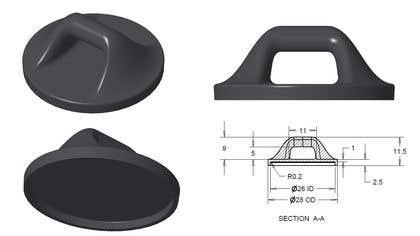 Bilde av                             CAD drawing design and 3D Modeli...
