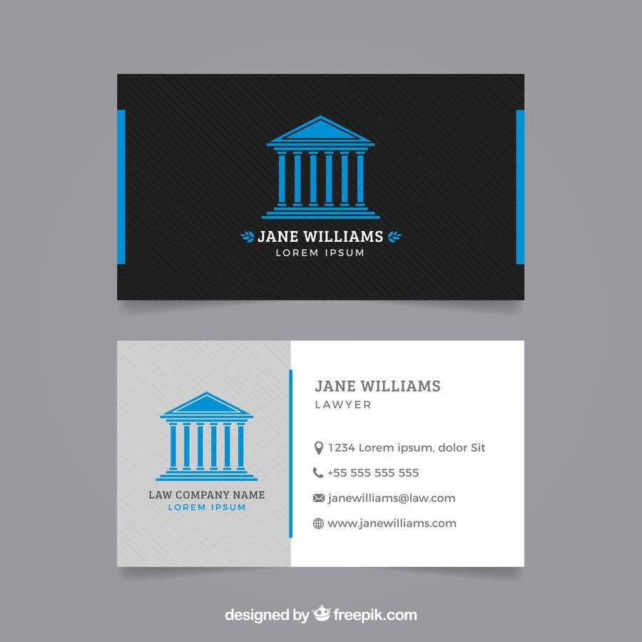 Konkurrenceindlæg #24 for Design of Business card , loyalty card, flyer short video add ( logo available)