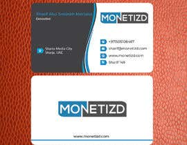 #19 for Design of Business card , loyalty card, flyer short video add ( logo available) af Monirjoy