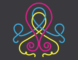 #13 para Design a symbol of an octopus based on this symbol. de lounzep