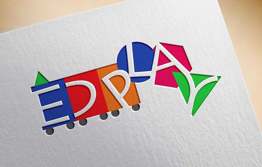 Penyertaan Peraduan #85 untuk Design a Logo - edplay