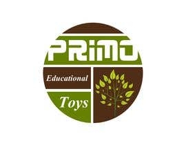 #38 for Design a Logo - Primo Educational Toys by acucalin
