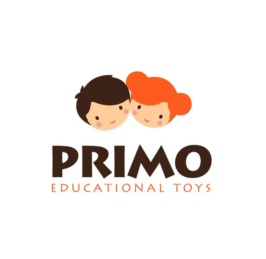 Contest Entry #55 for Design a Logo - Primo Educational Toys
