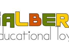 #59 para Design a Logo - Albero Educational Toys de acucalin