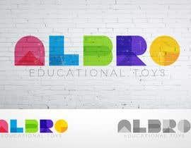 #47 per Design a Logo - Albero Educational Toys da justynabw19
