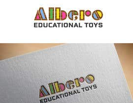 #58 para Design a Logo - Albero Educational Toys de mdrozen21