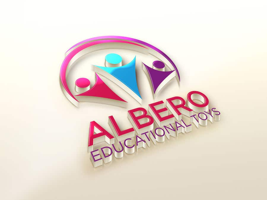 #45. pályamű a(z)  Design a Logo - Albero Educational Toys versenyre