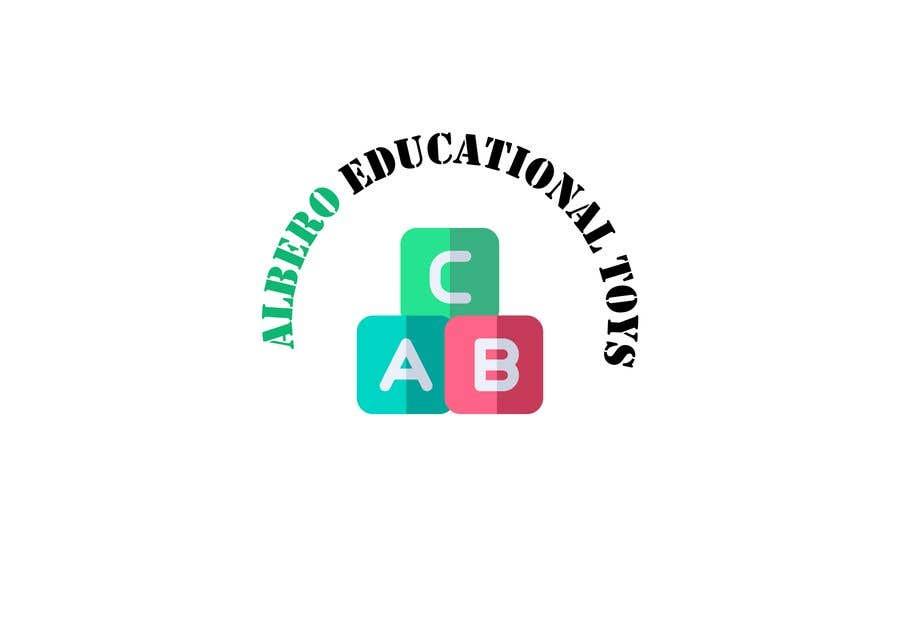 #21. pályamű a(z)  Design a Logo - Albero Educational Toys versenyre