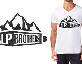 #45 , Design a T-Shirt for Alpbrothers Mountainbike Guiding 来自 marijakalina