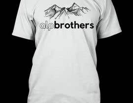 #60 , Design a T-Shirt for Alpbrothers Mountainbike Guiding 来自 rrtraders