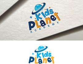 #77 для Design a Logo For Kids Planet Academy от fourtunedesign