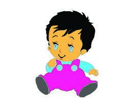 #25 for Graphic Design - Cartoon Baby for Mobile Game App by anondyhasan