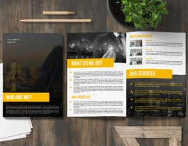 #12 untuk 4 A4 page design project oleh aishwaryaverma55