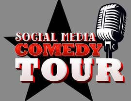 #44 for Need a logo for a comedy tour by Rooftacular