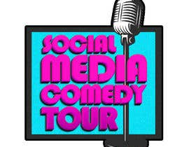 #46 for Need a logo for a comedy tour by Rooftacular
