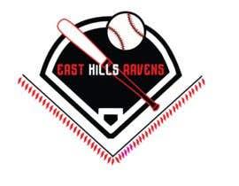 Nro 5 kilpailuun East Hills Baseball Club Logo käyttäjältä Shiplu422