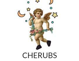 #3 untuk I am starting a childs shoe company need a logo created using a Cherub (winged baby angel) wearing leather baby moccoasins and company name is cherubs. Example of moccoasins go to birdrockbaby.com oleh ValentineGomes1