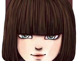 Woolysaur tarafından Draw an anime face için no 32