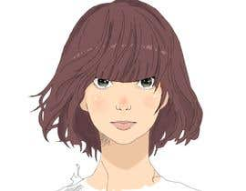 berragzakariae tarafından Draw an anime face için no 28