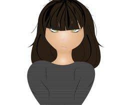 apnchem tarafından Draw an anime face için no 17