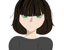 apnchem tarafından Draw an anime face için no 24