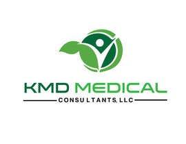 blueeyes00099 tarafından Logo for KMD MEDICAL CONSULTANTS, LLC için no 51