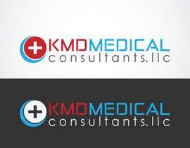 LOGOMARKET35 tarafından Logo for KMD MEDICAL CONSULTANTS, LLC için no 46