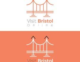 #7 para I need a logo created for a new website launching called visitbristolonline de mahinul000