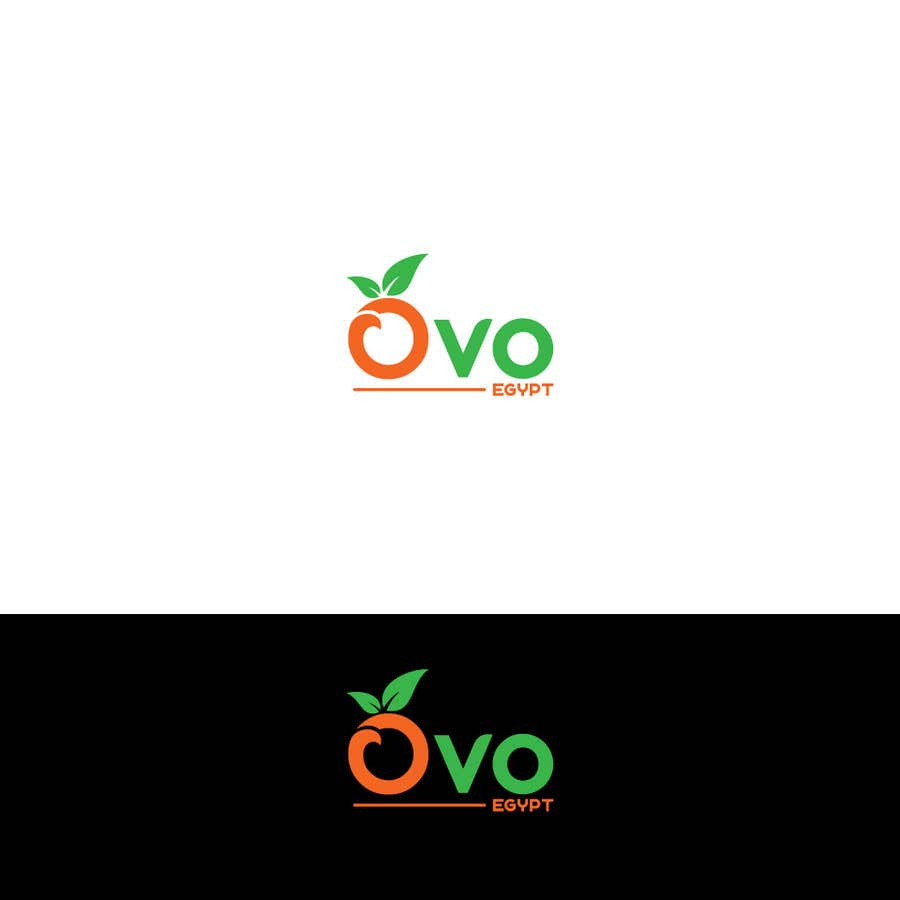Entry 130 By Raihankobir711 For Ovo Logo Design Freelancer