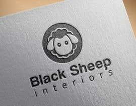 #53 for black sheep interiors LOGO by bishalsen796