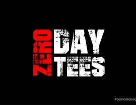 #285 for Logo Design for a 1 Day Delivery T Shirt Brand – ZERO DAY TEES by RetroJunkie71