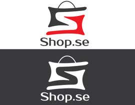 #207 for Logo for Shop.se by sidratariq1993