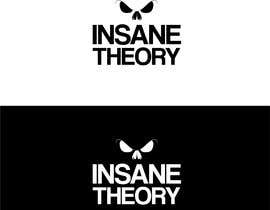 #6 untuk I started a new series on YouTube (Insane Theory) and I'm looking for a logo that catches the eye and also looks awesome. Something that with people looking at it, they would want to click and watch. oleh kenitg