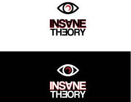 #7 untuk I started a new series on YouTube (Insane Theory) and I'm looking for a logo that catches the eye and also looks awesome. Something that with people looking at it, they would want to click and watch. oleh kenitg