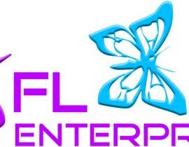 #8 for I would like a logo designed for a company. The name is Floofie Enterprises. I would like the colors used to be purple and light blue. Feel free to use glitter, butterflies and a unicorn in the design. by marenjapc