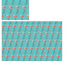 #13 for Design a fabric pattern similar to the one attached as vector illustrator file af zoltancsomai