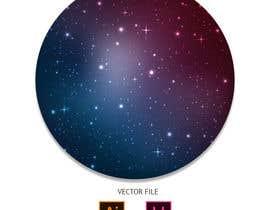 #8 untuk Colored Night Sky Images WITH Gradient Needed oleh Dhruvpixels