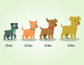 #17 untuk Dog Illustrations oleh CiroDavid
