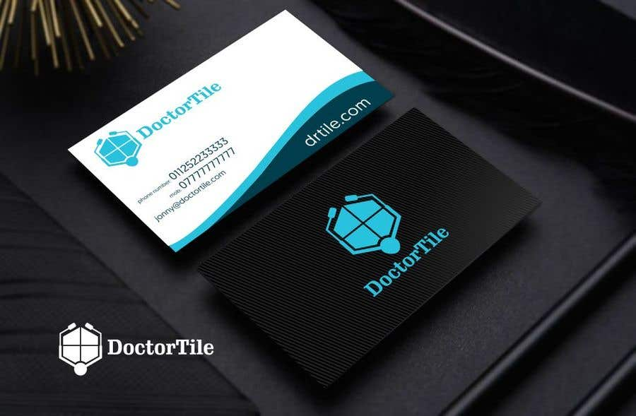 Contest Entry #13 for DoctorTile - Logo & Corporate Color Scheme
