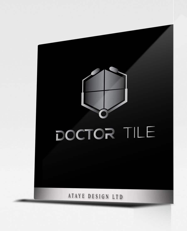 Contest Entry #113 for DoctorTile - Logo & Corporate Color Scheme