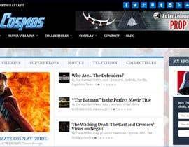 #4 για Build me a new website using exiting site branding από GraphicsByGrant
