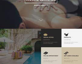 Nro 9 kilpailuun Build me a new website using exiting site branding käyttäjältä Dot09