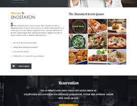 nº 12 pour Restaurant par saidesigner87