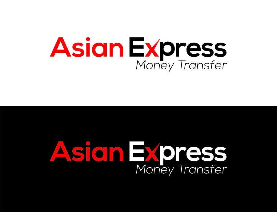 ผลงานการประกวด #73 สำหรับ Asian Express Money Transfer Logo