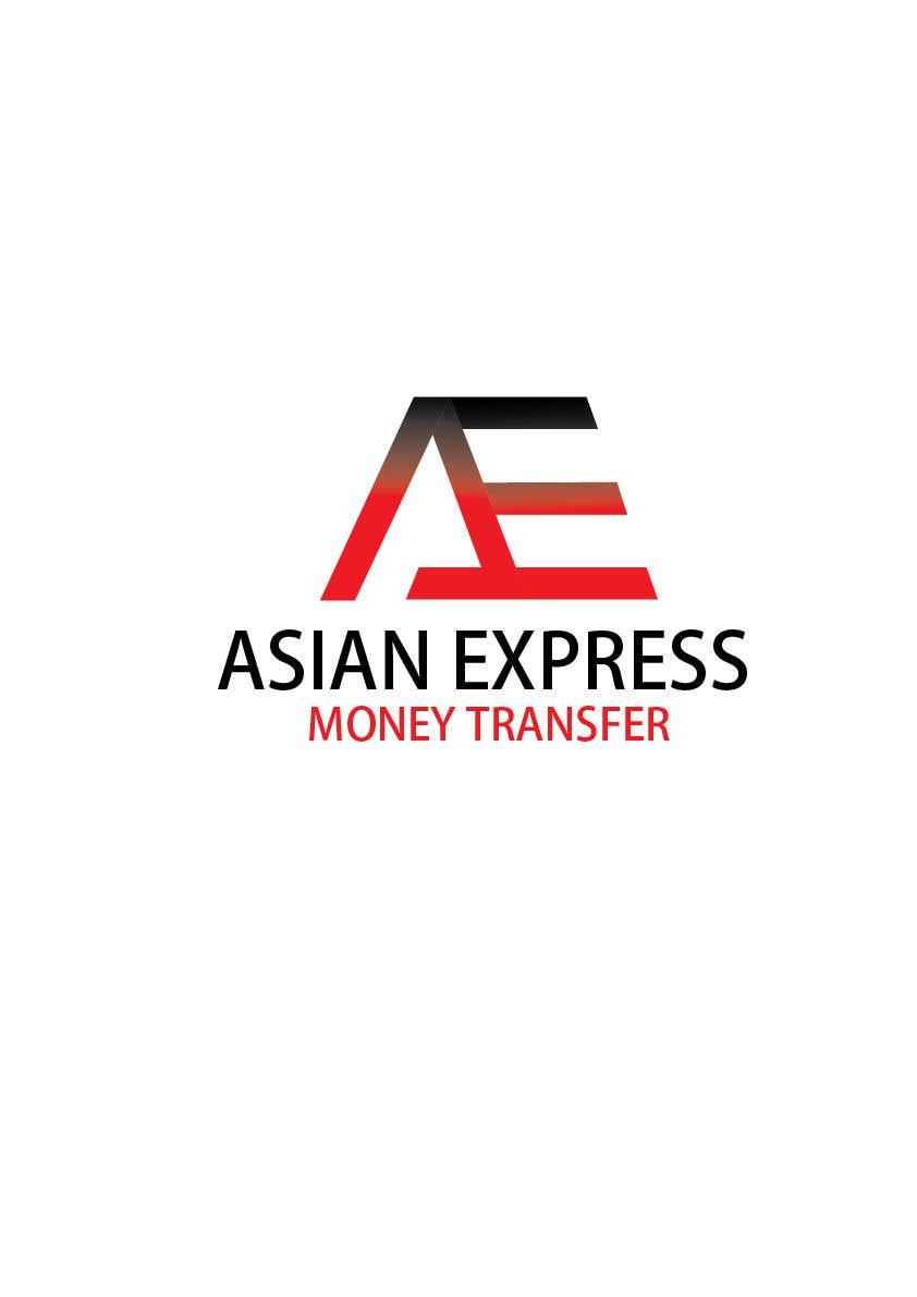 ผลงานการประกวด #97 สำหรับ Asian Express Money Transfer Logo