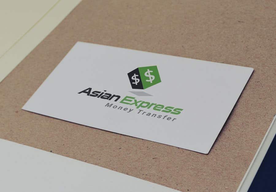 ผลงานการประกวด #90 สำหรับ Asian Express Money Transfer Logo