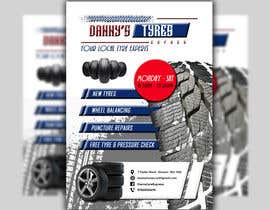 #18 for Design a Tyre Company Leaflet by MohsinButt19