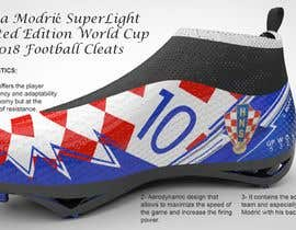#430 cho Design a pair of soccer shoes for your favorite player bởi ProProyects