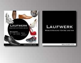 Nro 36 kilpailuun Design a Flyer for a fashion boutique käyttäjältä FALL3N0005000